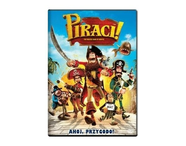 Piraci! The Pirates! Band of Misfits
