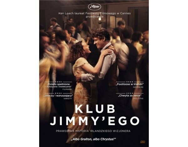 Klub Jimmy'ego (DVD)