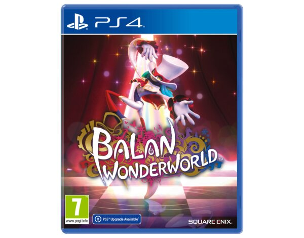 Gra PS4 Balan Wonderwold