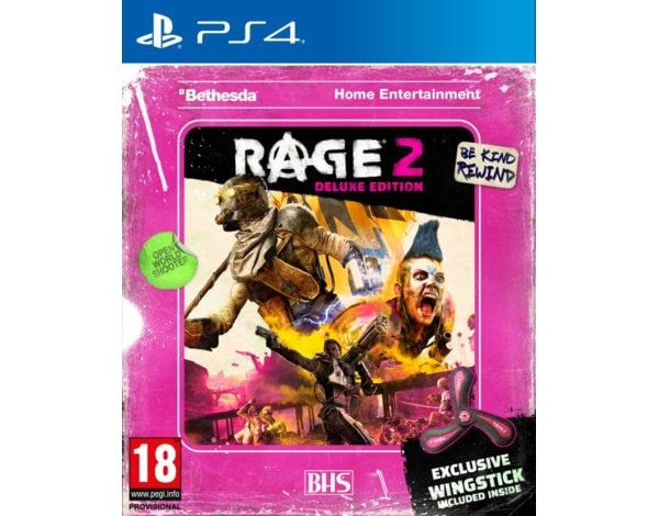 Gra PS4 Rage 2 Wingstick Deluxe Edition
