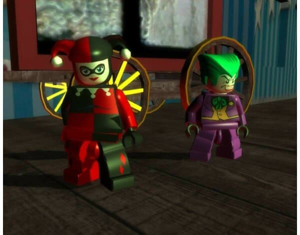 Gra PC LEGO Batman: The Videogame