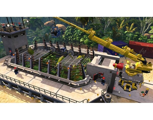 Gra Nintendo Switch LEGO Jurassic World