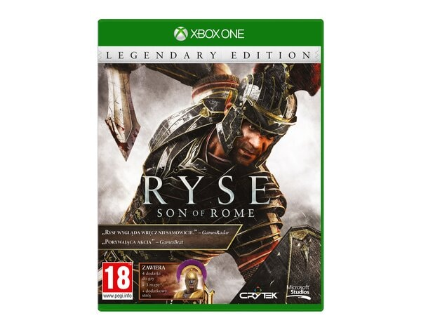 Gra Xbox One Ryse Son of Rome Legendary Edition