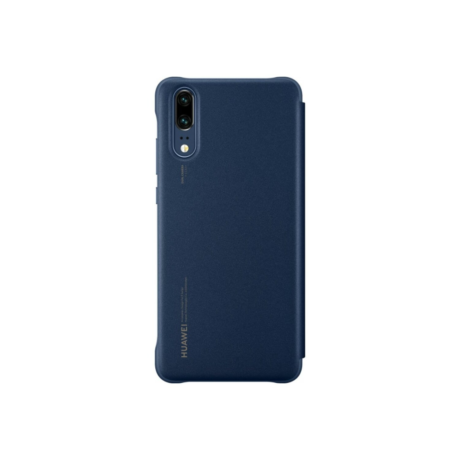Etui HUAWEI Smart View Flip Cover do Huawei P20 Błękitny