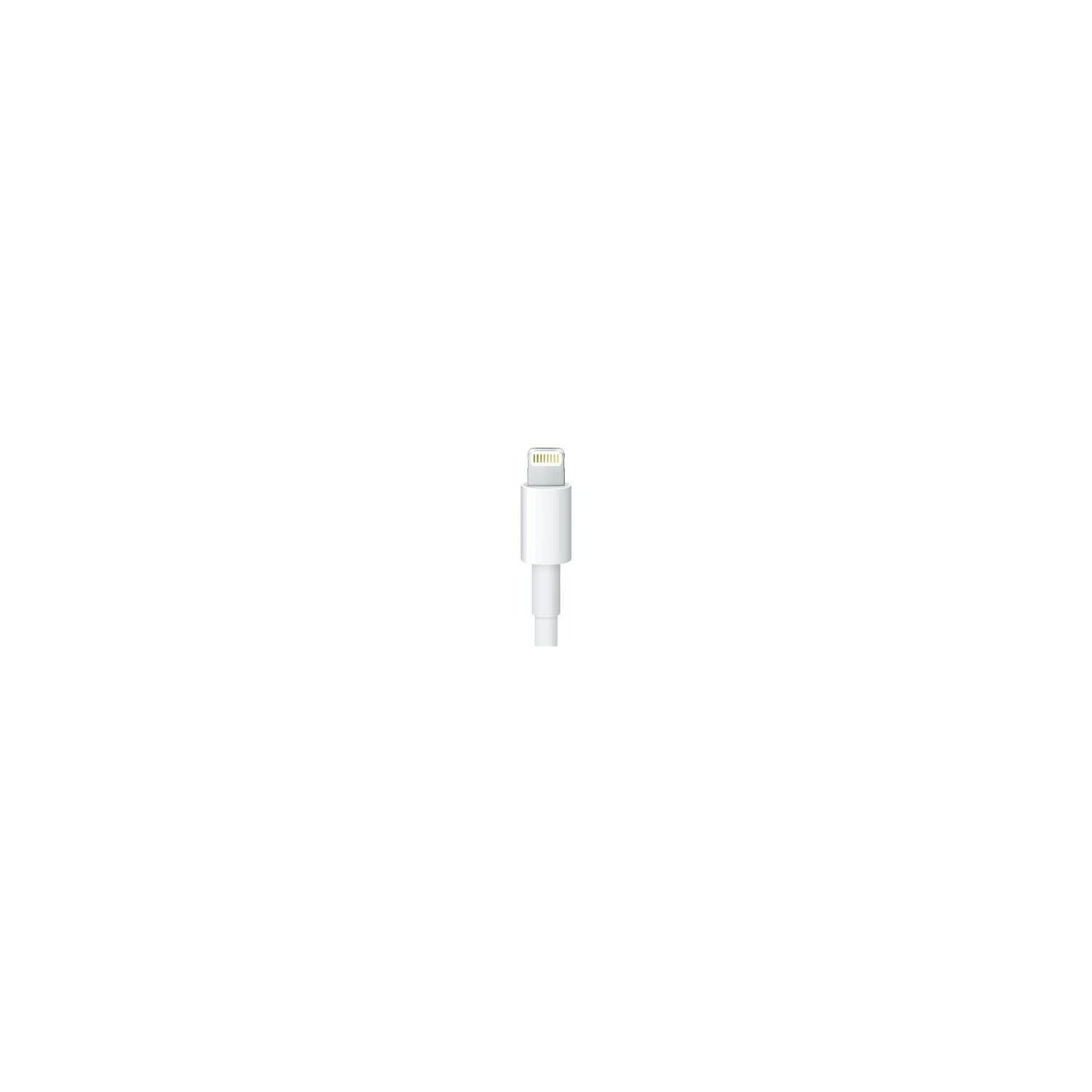 Adapter APPLE Lightning - 30 pin (złącze-gniazdo) MD824ZM/A