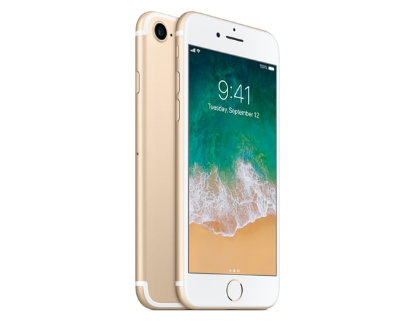 Smartfon APPLE iPhone 7 128GB Złoty
