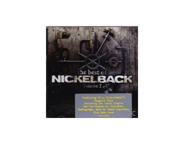 THE BEST OF NICKELBACK VOL.1