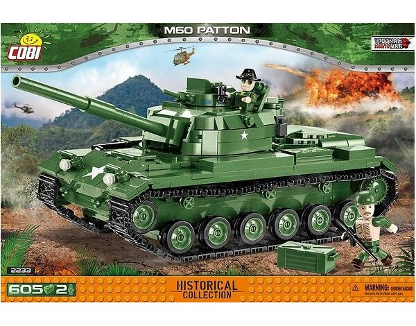 2233 M60 Patton Historical Collection