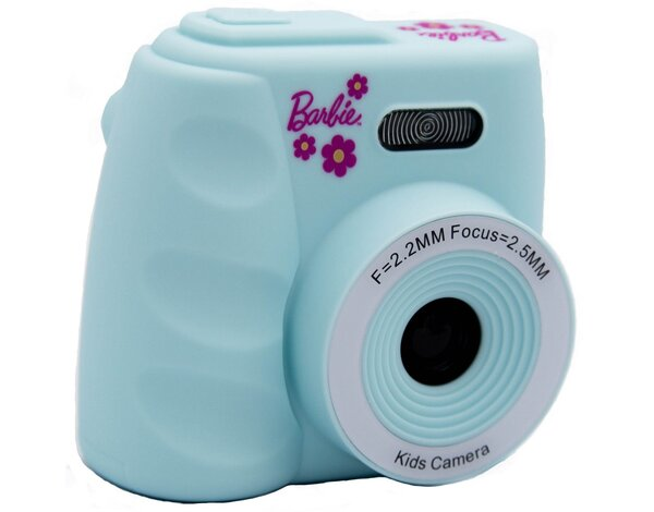 Aparat Barbie BB-KIDCAM20-LB