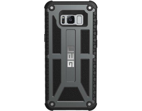 a93e6eae3efe6 Etui ochronne URBAN ARMOR GEAR Monarch Case do Samsung Galaxy S8+ Grafitowy  (IEOUGS8PM)