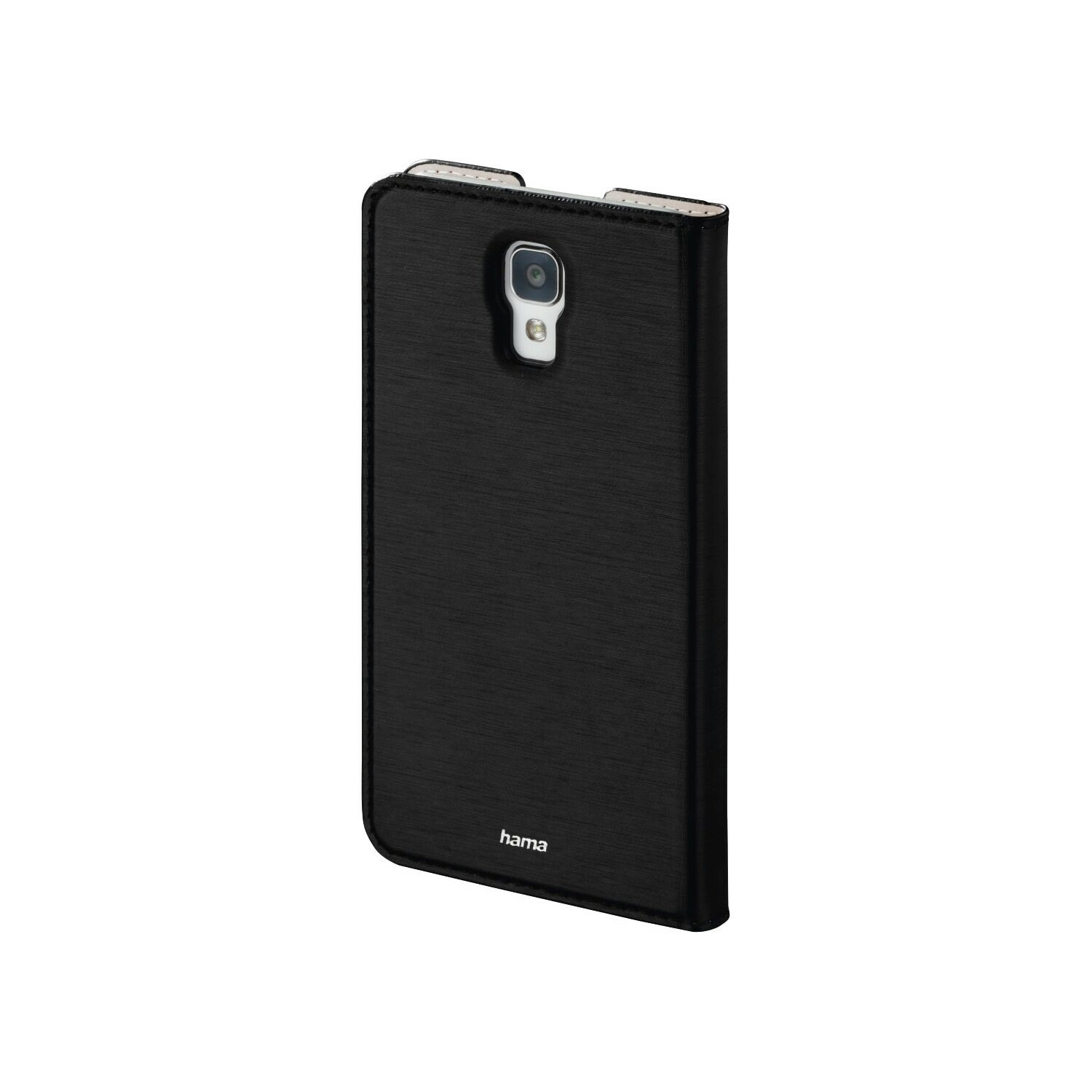 Etui HAMA Slim Booklet do LG K8 (2017) Czarny