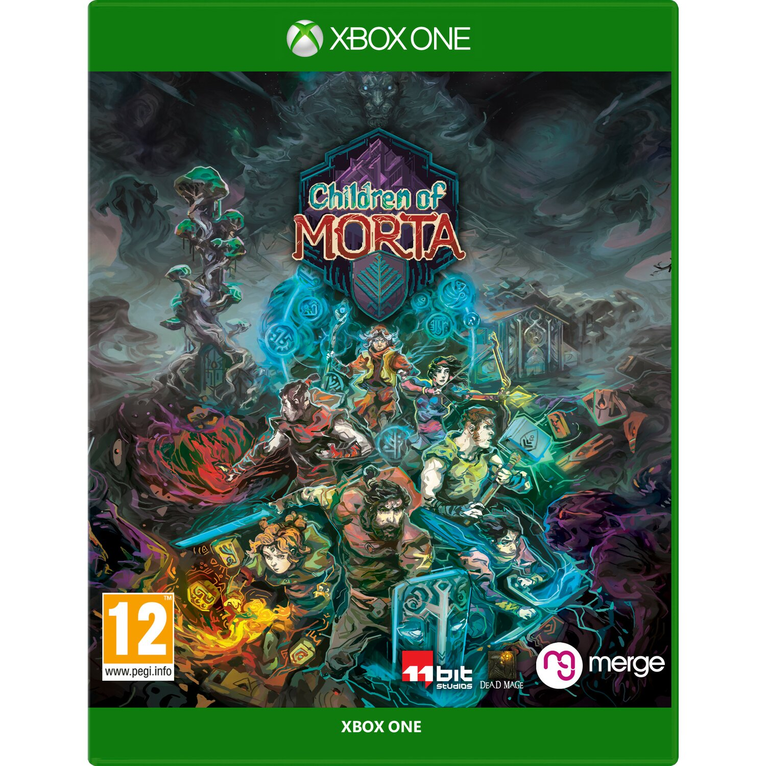 Gra Xbox One Children of Morta