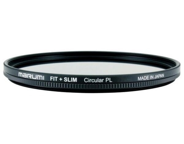 Filtr MARUMI Fit + Slim  Multi Coated CPL 37mm