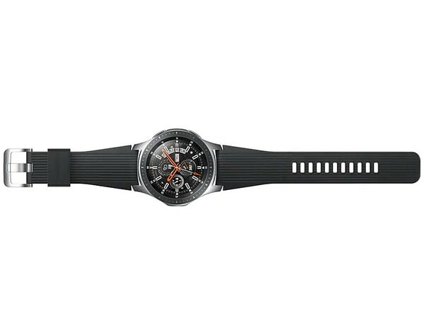SmartWatch SAMSUNG Galaxy Watch LTE 46mm Srebrny SM-R805FZSAOPV