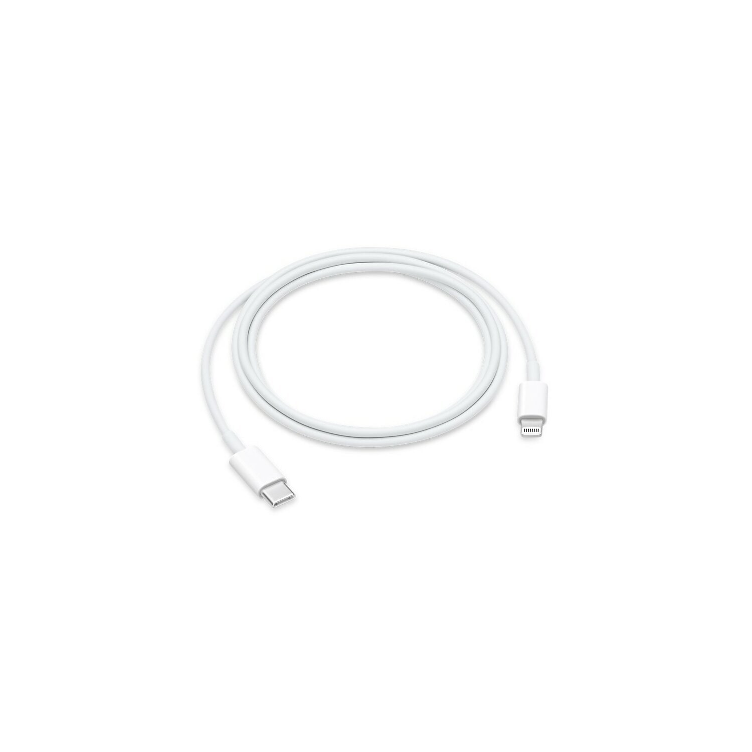 Kabel USB-C - Lightning APPLE 1m Biały MQGJ2ZM/A