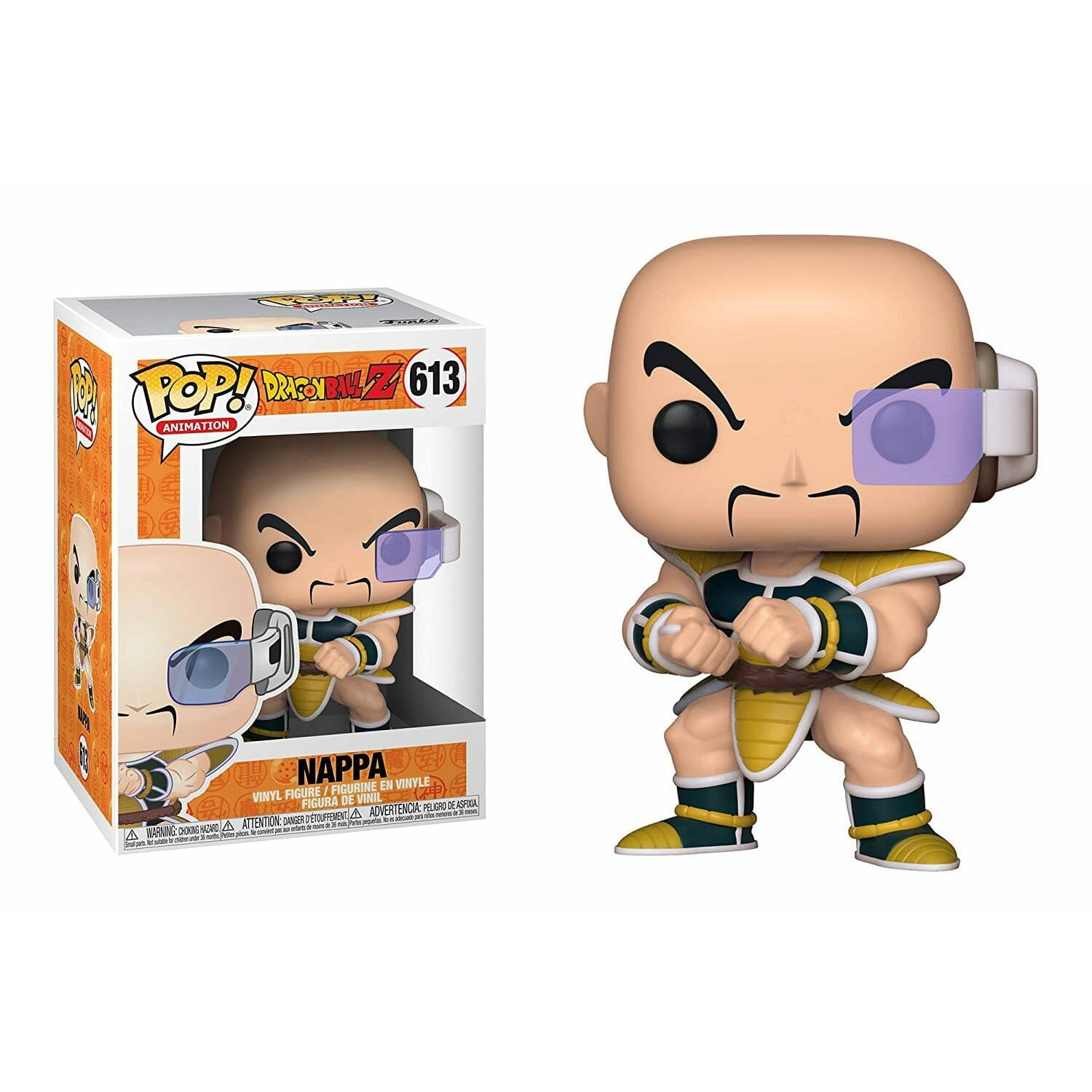 Figurka FUNKO POP Vinyl Animation Dragon Ball Z S6 - Nappa