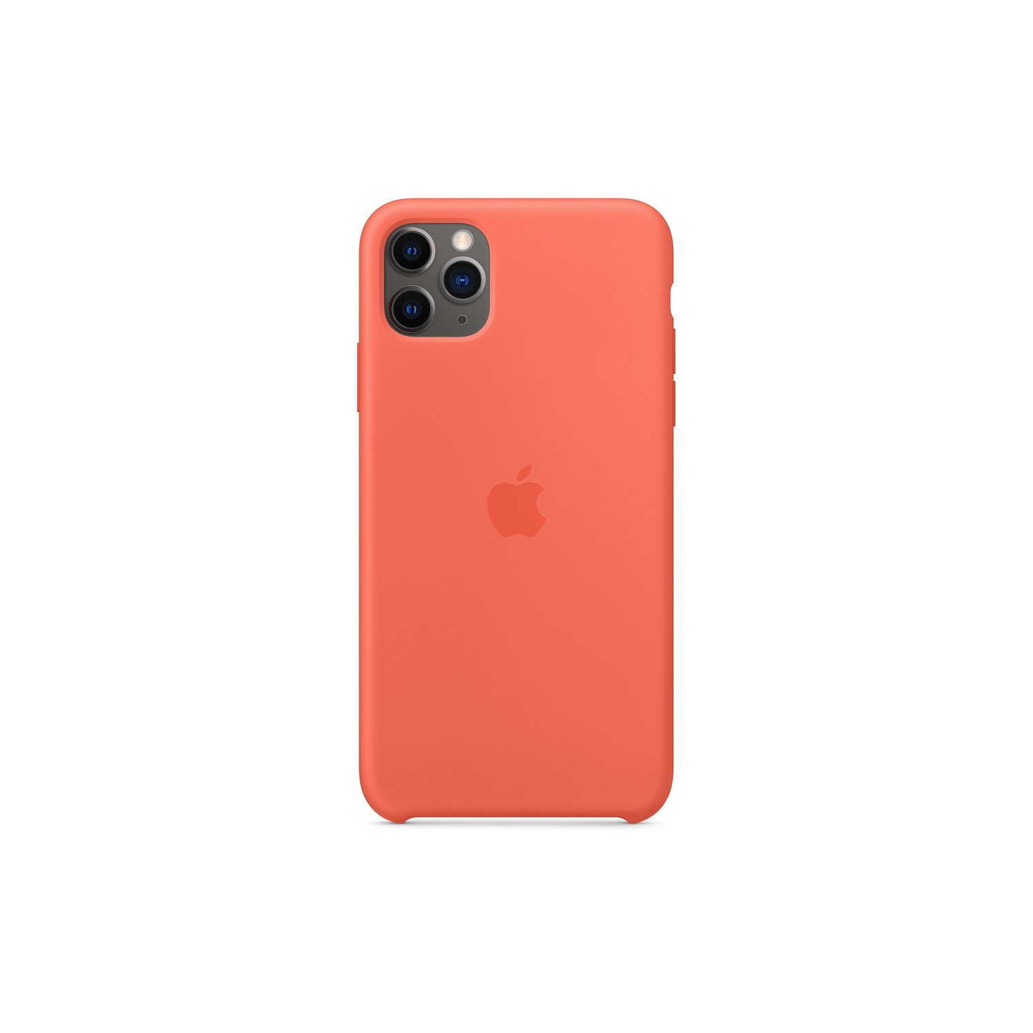 Etui APPLE Silicone Case do iPhone 11 Pro Jasnopomarańczowy MWYQ2ZM/A