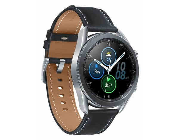 SmartWatch SAMSUNG Galaxy Watch3 41 mm Srebrny SM-R850NZSAEUE