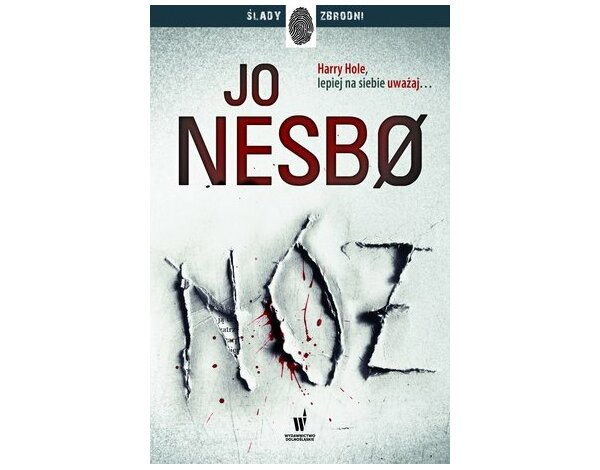 Nóż. Cykl Harry Hole. Tom 12
