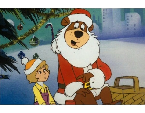Yogi Bears All Star Comedy Christmas Caper.Film Galapagos Mis Yogi Swieta Pelne Gwiazd Yogi Bear S All