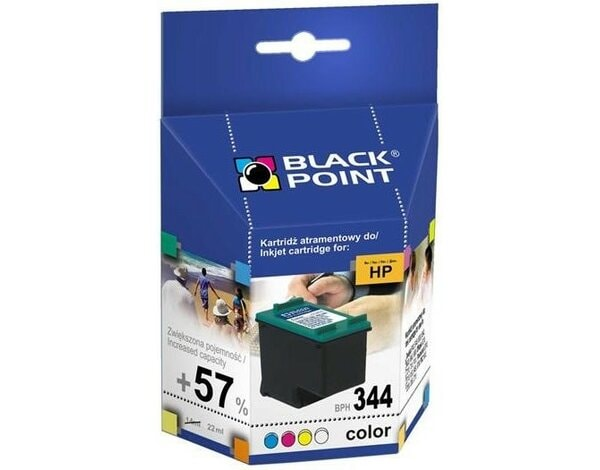 Tusz BLACK POINT BPH344 Zamiennik HP C9363