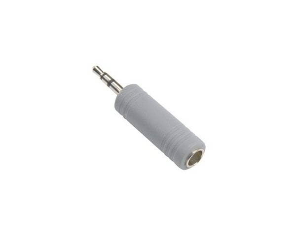 Adapter BANDRIDGE Jack 3.5mm wtyk - Jack 6.3mm gniazdo