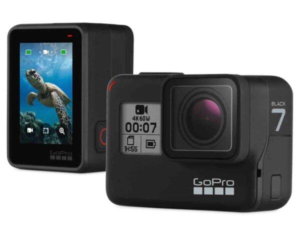 9f3b837146c Kamera GOPRO HERO7 Black CHDHX-701-RW, Kamery sportowe - opinie ...