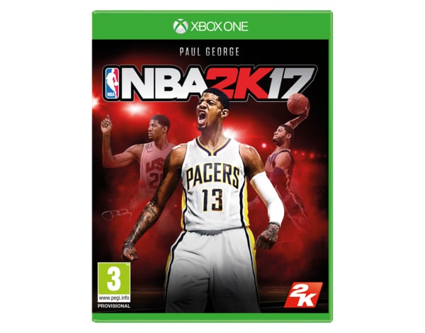 Gra Xbox One NBA 2K17