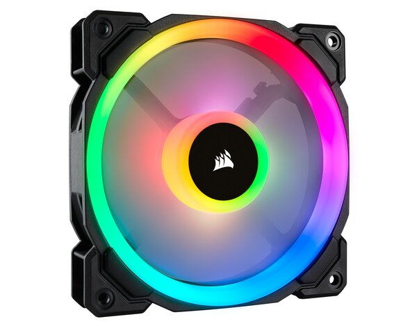 Wentylator do obudowy CORSAIR LL140 RGB CO-9050073-WW