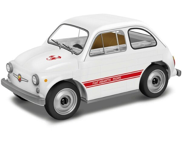 Klocki COBI Youngtimer Collection - 1965 Fiat Abarth 595 24524