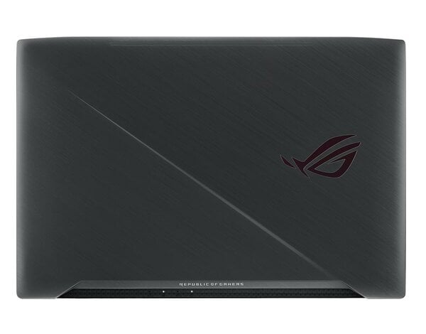 Laptop ASUS Strix SCAR Edition GL703GS-E5011T i7-8750H/16GB/256GB SSD+1TB SSHD/GTX1070/Win10H