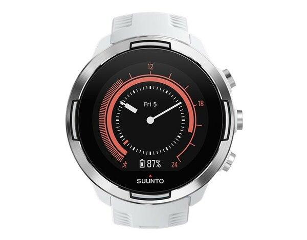90386fbffadede Zegarek sportowy GPS SUUNTO 9 Baro Biały SS050021000 - Zegarki ...
