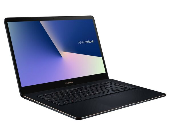 Laptop ASUS ZenBook Pro 15 UX550GE-BN010T i5-8300H/8GB/512GB SSD/GTX1050Ti/Win10H Deep Dive Blue