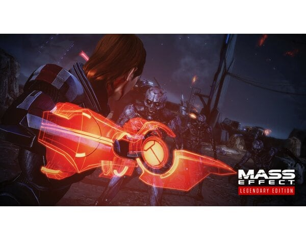 Gra PS4 Mass Effect Edycja Legendarna