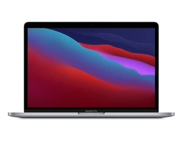 Laptop APPLE MacBook Pro 13.3 M1/8GB/256GB SSD/INT/macOS Gwiezdna szarość MYD82ZE/A